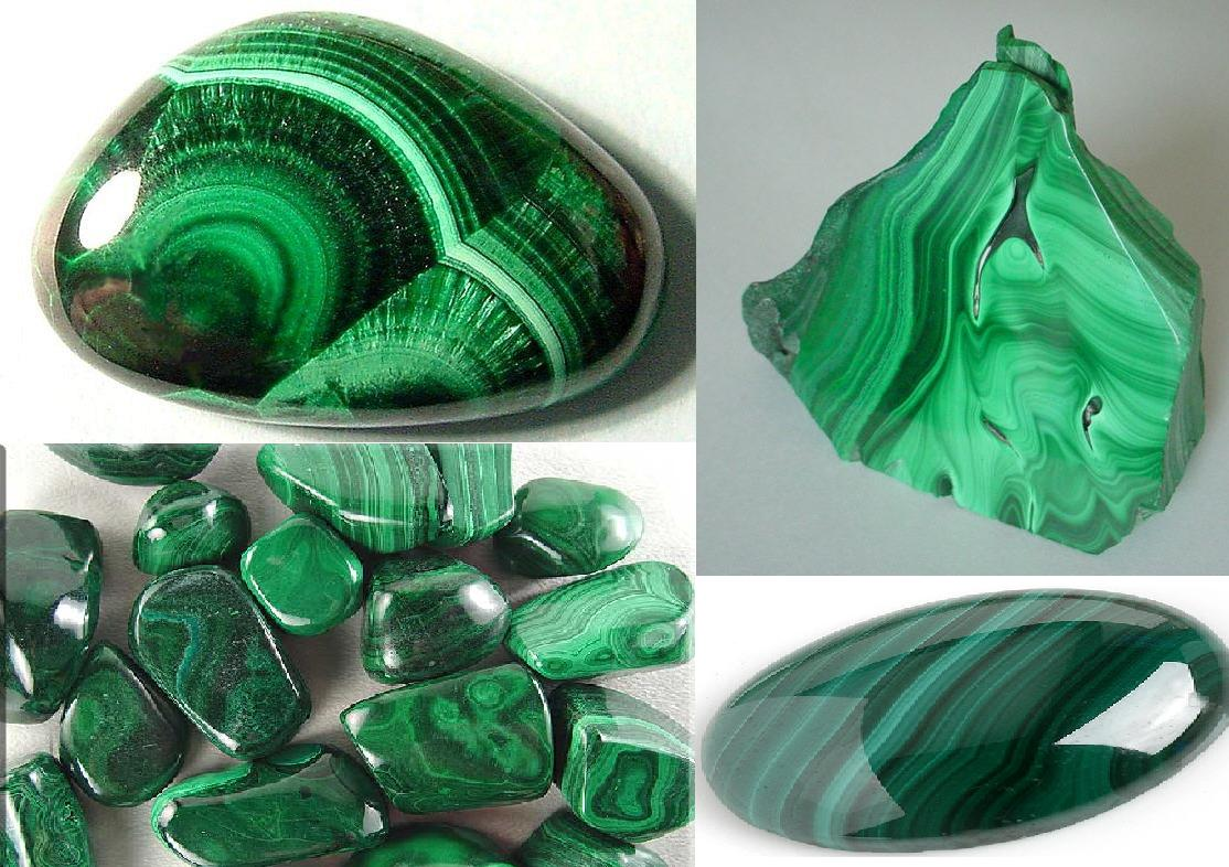 Malachite Gemstones Malachite Mineral Information